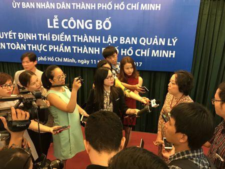 Ra mat Ban Quan ly an toan thuc pham TP.HCM - Anh 2