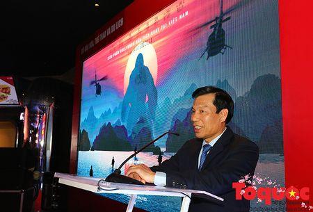 Bo truong Nguyen Ngoc Thien du Le ra mat phim bom tan 'Kong: Skull Island' - Anh 4