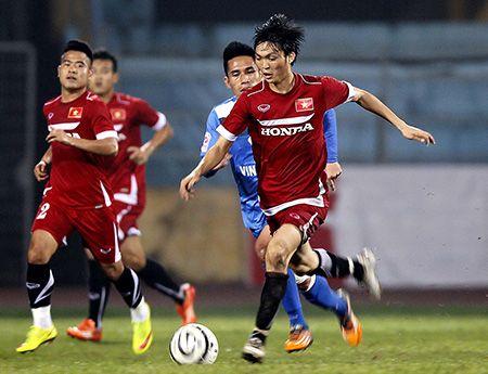 U23 hoi quan: Xuan Truong duoc trieu tap, Tuan Anh vang mat vi chan thuong - Anh 1