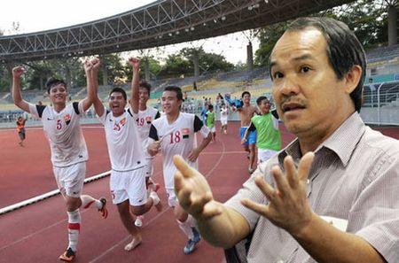 Bau Duc: 'Hai nam nua, HA Gia Lai so 1 V-League - Anh 1
