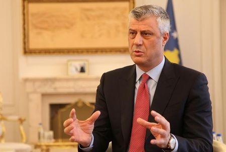 Lanh dao Kosovo quyet thanh lap quan doi - Anh 1