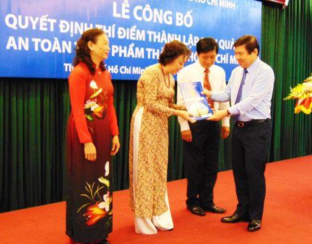 'Nu tuong' ATTP: Da nhan la phai lam cho duoc - Anh 1