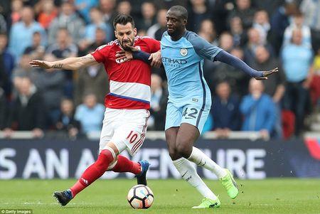 Thang nhe Middlesbrough, Man City vao ban ket FA Cup - Anh 2