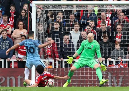 Thang nhe Middlesbrough, Man City vao ban ket FA Cup - Anh 3