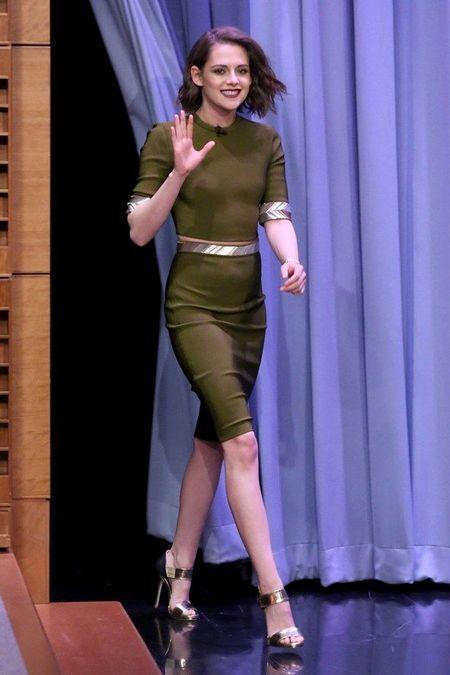 Kristen Stewart chung minh nguc lep van mac dep - Anh 8