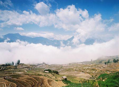 Ngam 'buc tranh' day mau sac o Ngai Thau - Anh 15