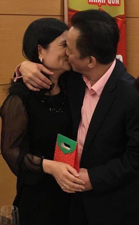 Gia dinh dang nguong mo cua bau Hien qua loi ke con trai - Anh 1