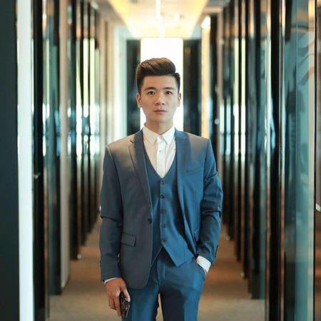 Gia dinh dang nguong mo cua bau Hien qua loi ke con trai - Anh 2