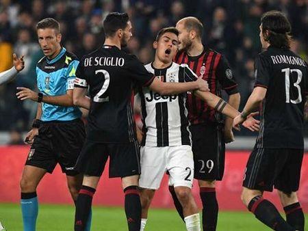 Hang loat doi bong to cao Juventus duoc trong tai chong lung - Anh 2