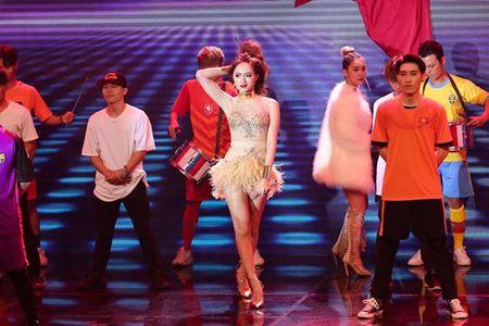 Vi 'say', Huong Giang Idol 'danh bai' Yanbi - Yen Le tai The Remix - Anh 2