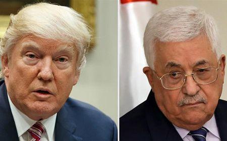 Ong Donald Trump chinh thuc moi Tong thong Palestine toi Nha Trang - Anh 1