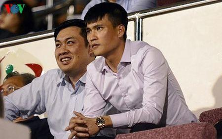 SHB Da Nang - TP HCM: Cho 'duyen may' cua Chu tich Cong Vinh - Anh 1