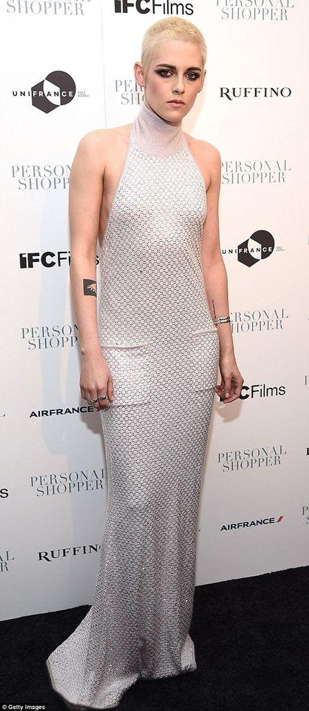 Kristen Stewart cao dau va thu nhan luong tinh - Anh 1