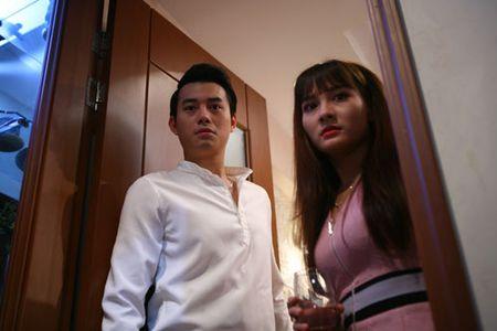 Huong 'Bong' lan dau vao vai ac trong 'Song chung voi me chong' - Anh 6