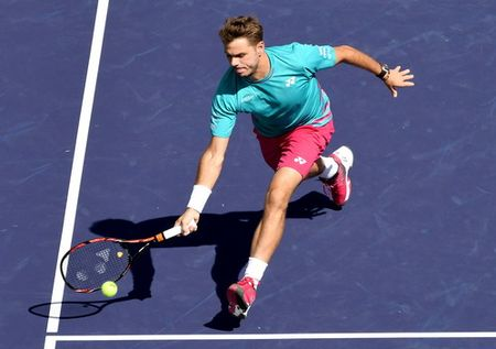 Dang quang o Indian Wells, Federer gianh ngoi vo dich thu 90 - Anh 1