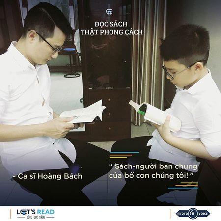 'Doc sach that phong cach' cung cac nhan vat noi tieng - Anh 1