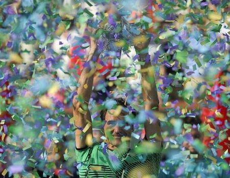 Federer tro lai so 6 the gioi sau Indian Wells 2017 - Anh 1