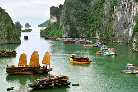 Viet Nam lot vao Top 10 quoc gia dem lai cuoc song hanh phuc cho nguoi nuoc ngoai - Anh 10