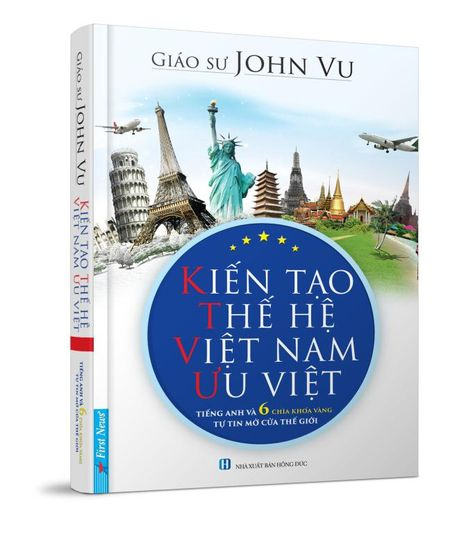 Tang sach cho the he tre Viet Nam uu viet - Anh 1