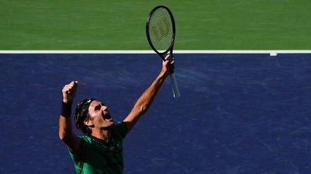 Roger Federer: Mua xuan bat tan cua thien tai - Anh 1