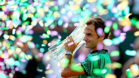 Federer vo dich giai Indian Wells Masters - Anh 1