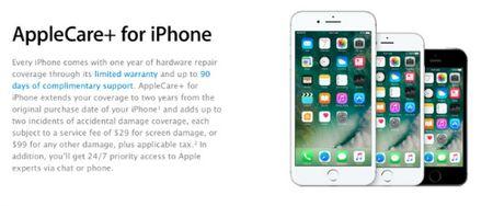 Apple tang thoi han bao hanh iPhone them 1 nam - Anh 1