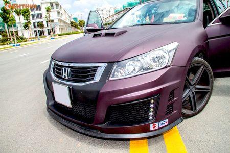 Honda Accord cu 'bien hinh' sieu ngau nho tay tho Viet - Anh 3