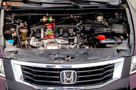 Honda Accord cu 'bien hinh' sieu ngau nho tay tho Viet - Anh 6