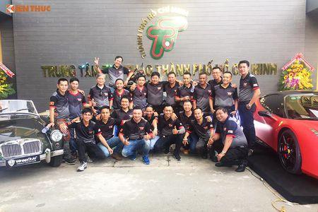 Gan 100 sieu moto 'hang khung' tu hoi tai Sai Gon - Anh 1