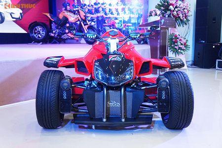 Gan 100 sieu moto 'hang khung' tu hoi tai Sai Gon - Anh 2