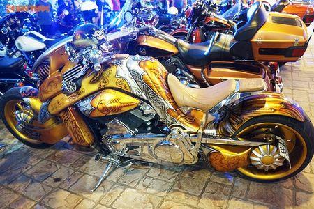 Gan 100 sieu moto 'hang khung' tu hoi tai Sai Gon - Anh 7
