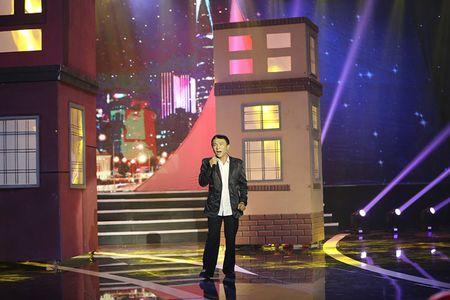 NSUT Kim Xuan cung con dau len sau khau ung ho Huy Luan - Anh 10