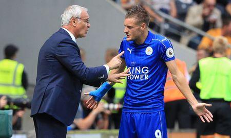 "Vardy bi doa giet vi nghi ""da"" ghe HLV Ranieri - Anh 1"