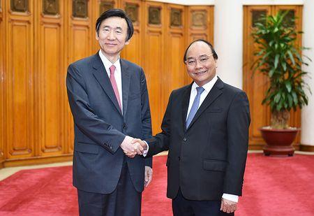 Thay doi chinh tri Han Quoc khong anh huong quan he voi Viet Nam - Anh 1