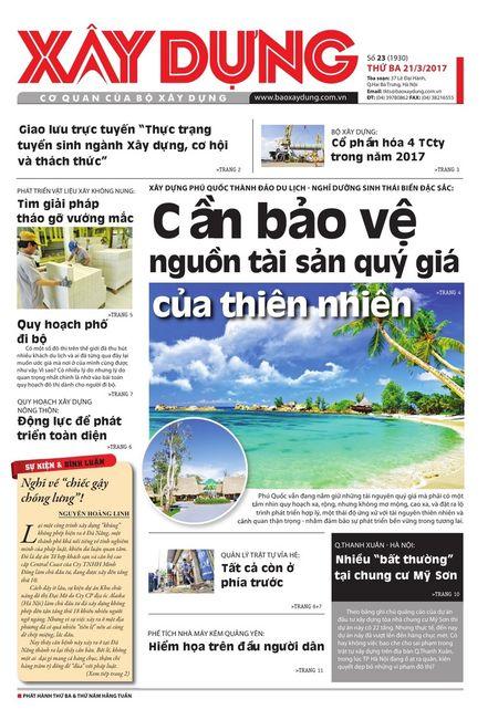 Diem tin Bao Xay dung so 23 - Anh 1