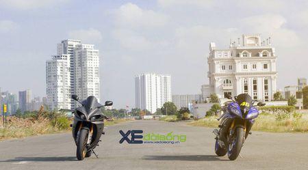Giap mat cap moto toc do nhat cua Yamaha tai Viet Nam - Anh 2