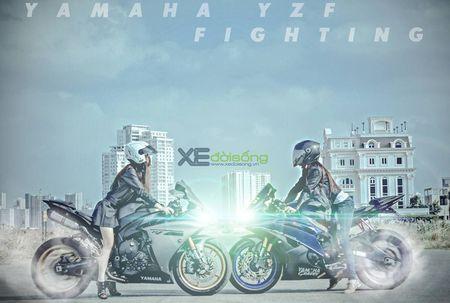 Giap mat cap moto toc do nhat cua Yamaha tai Viet Nam - Anh 7