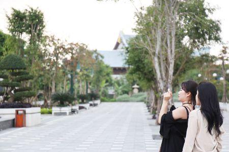 Asia Park- la phoi xanh giua long Da Nang - Anh 5