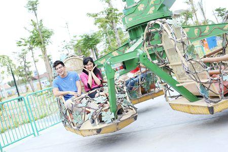 Asia Park- la phoi xanh giua long Da Nang - Anh 6
