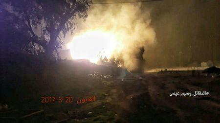 Quan doi Syria dap tan cuoc tan cong cua phien quan tai Damascus - Anh 4
