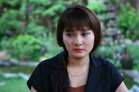 NSND Lan Huong: 'Toi so con dau va thong gia suy nghi khi xem phim Song chung voi me chong' - Anh 6
