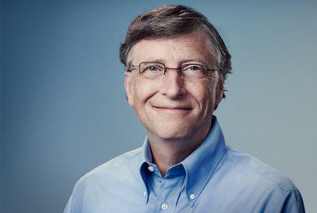Bill Gates giau nhat the gioi 4 nam lien tiep - Anh 1