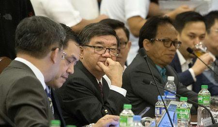 Philippines se phan doi Trung Quoc xay tram quan sat o Scarborough - Anh 1