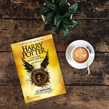 Harry Potter and The Cursed Child: Goc nhin khac ve the gioi phu thuy - Anh 1