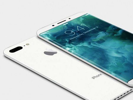 Apple phat trien tinh nang thuc te ao tang cuong cho iPhone 8 - Anh 1