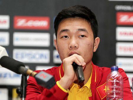 U20 Viet Nam chinh thuc hoi quan, Van Toan va Xuan Truong co so ao moi - Anh 1