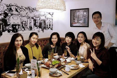 Cung Xuan Bac kham pha Mon ngon Sai Thanh giua long Thu do - Anh 11
