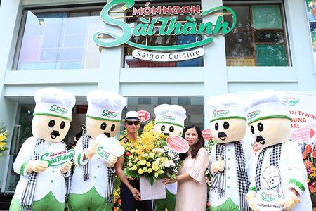 Cung Xuan Bac kham pha Mon ngon Sai Thanh giua long Thu do - Anh 1