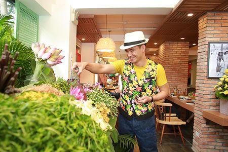 Cung Xuan Bac kham pha Mon ngon Sai Thanh giua long Thu do - Anh 4