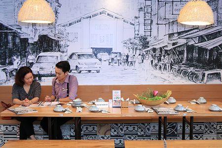 Cung Xuan Bac kham pha Mon ngon Sai Thanh giua long Thu do - Anh 5